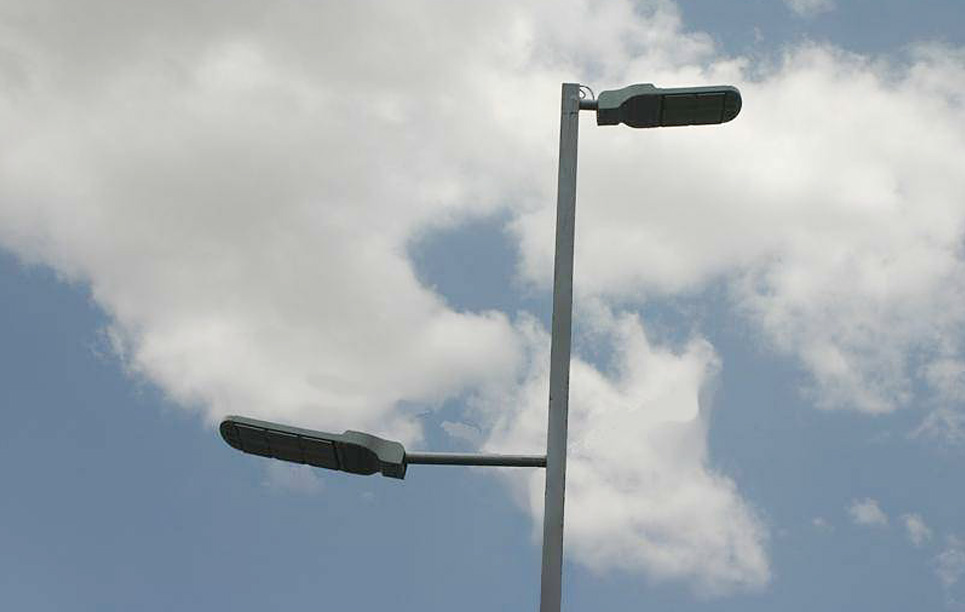 More LED Street Light, LU6 in Mexico City